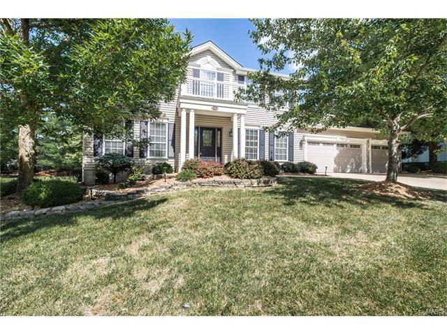 604 Ridgewoods Manor Dr, Ellisville, MO 63038 (#17048654) :: The Kathy Helbig Group
