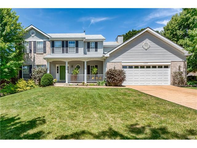 11719 Hedgefield Lane, Sunset Hills, MO 63126 (#17048837) :: The Becky O'Neill Power Home Selling Team