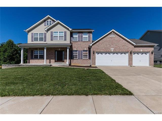 2019 Dardenne Valley, Dardenne Prairie, MO 63368 (#17048920) :: The Kathy Helbig Group