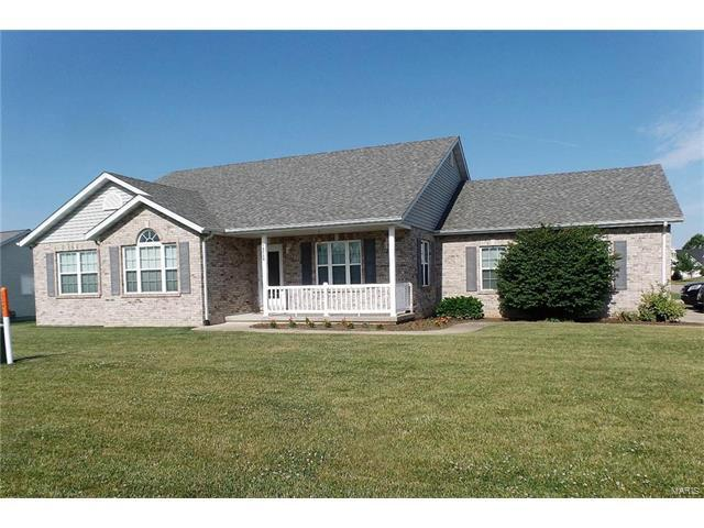 12720 Iberg Road, Highland, IL 62249 (#17049023) :: Holden Realty Group - RE/MAX Preferred