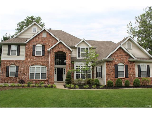 335 Clion Lane, Creve Coeur, MO 63141 (#17049258) :: Johnson Realty
