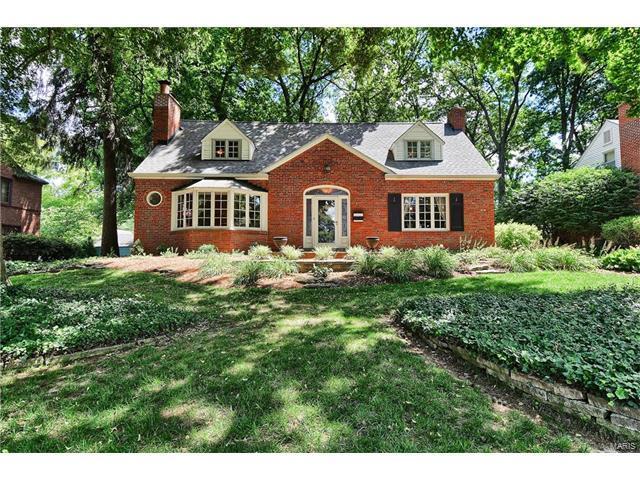 710 Fieldston, St Louis, MO 63119 (#17049525) :: Clarity Street Realty