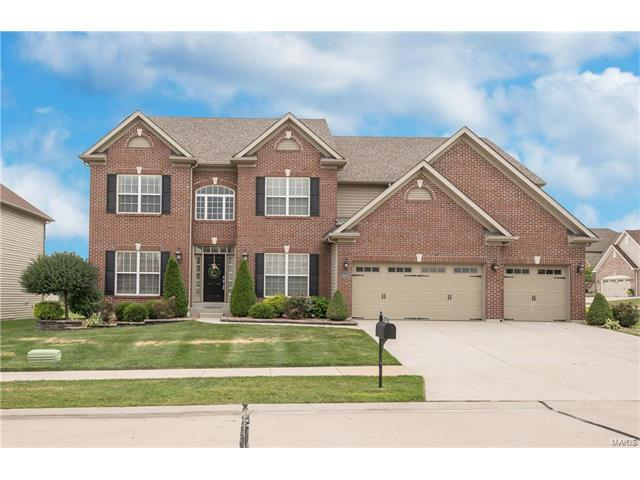 1025 Windward Passage, Saint Charles, MO 63303 (#17049693) :: Johnson Realty