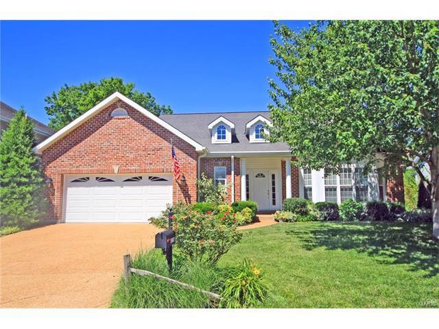8817 Lynn Lane, Sunset Hills, MO 63127 (#17049766) :: The Becky O'Neill Power Home Selling Team