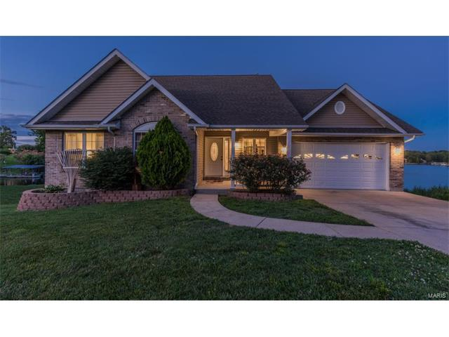103 W Lakeview Drive, De Soto, MO 63020 (#17049928) :: Clarity Street Realty