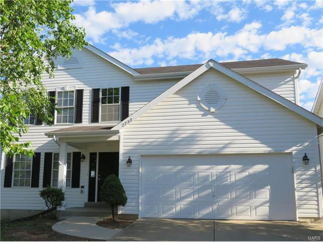 2733 Brookmeadow Drive, Belleville, IL 62221 (#17049929) :: Holden Realty Group - RE/MAX Preferred