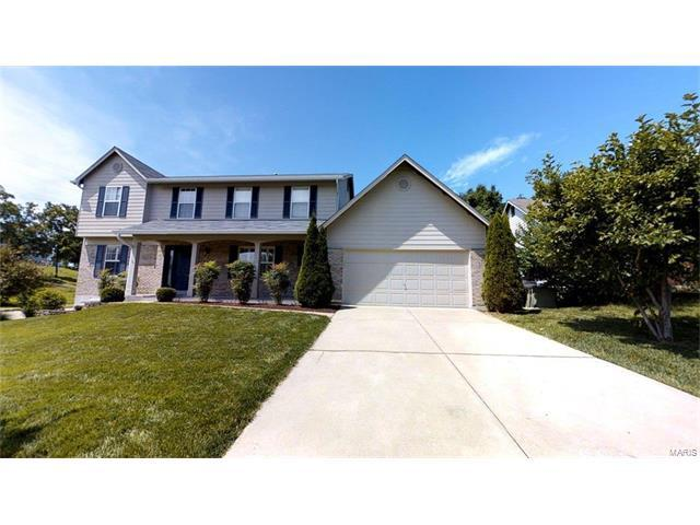 2001 Hackmann Estates Drive, Saint Charles, MO 63303 (#17049951) :: Johnson Realty