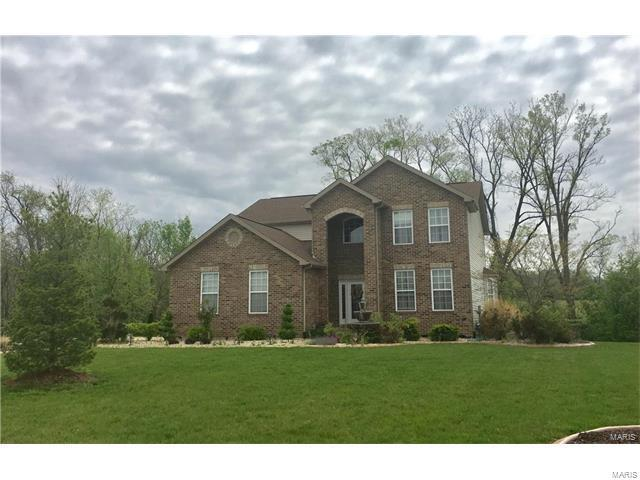 612 Amber Tree Court, Columbia, IL 62236 (#17049966) :: Holden Realty Group - RE/MAX Preferred
