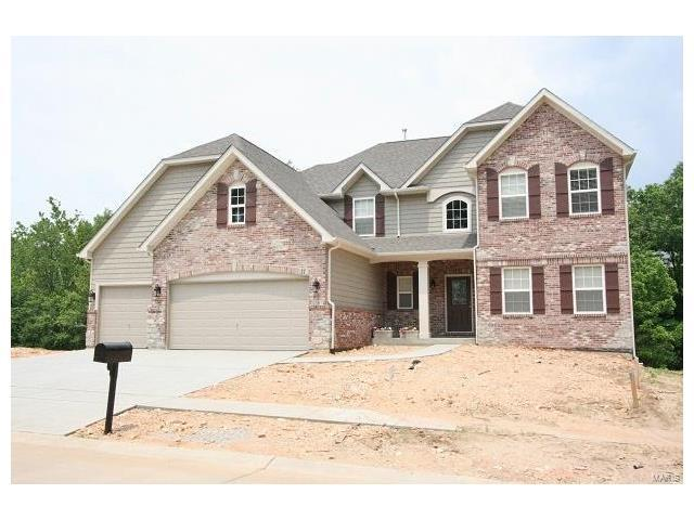 0 Steeple Hill Est - Bennington, Eureka, MO 63025 (#17049980) :: The Becky O'Neill Power Home Selling Team