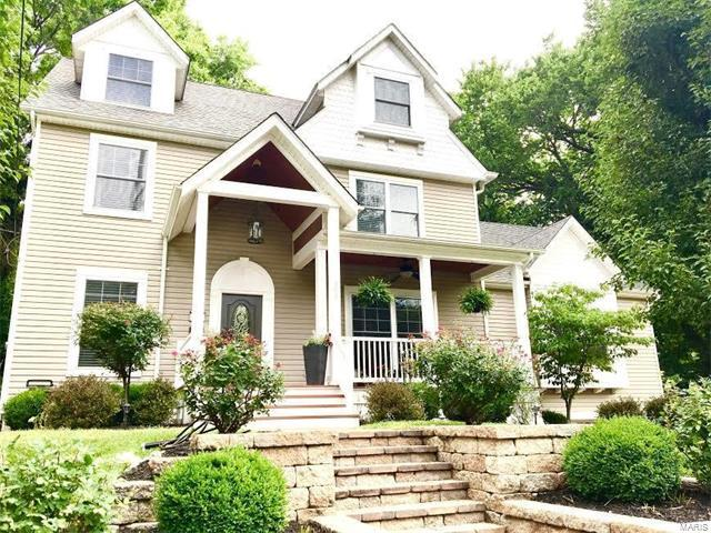 505 W Kirkham Avenue, Webster Groves, MO 63119 (#17050051) :: RE/MAX Vision