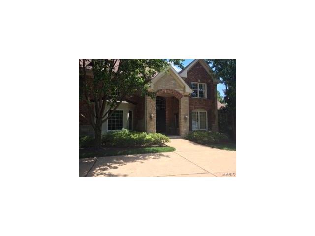 8 Sackston Woods, St Louis, MO 63141 (#17050057) :: Johnson Realty