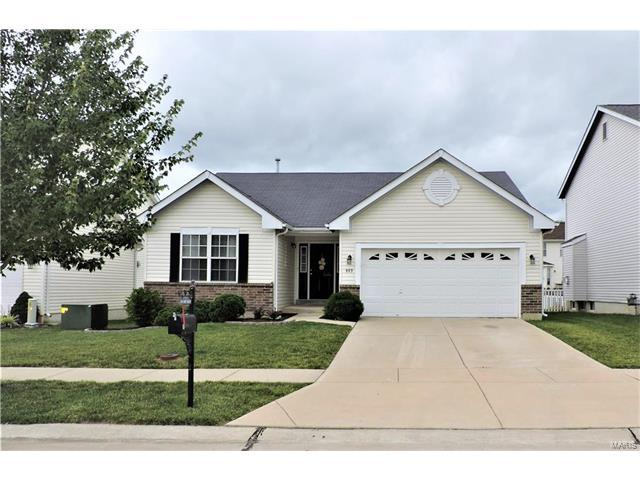 449 Dames Park Drive, O Fallon, MO 63366 (#17050095) :: Kelly Hager Group | Keller Williams Realty Chesterfield