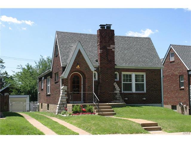 5222 Winona Avenue, St Louis, MO 63109 (#17050151) :: Clarity Street Realty