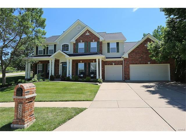 255 Avalon Point Court, Fenton, MO 63026 (#17050202) :: The Becky O'Neill Power Home Selling Team