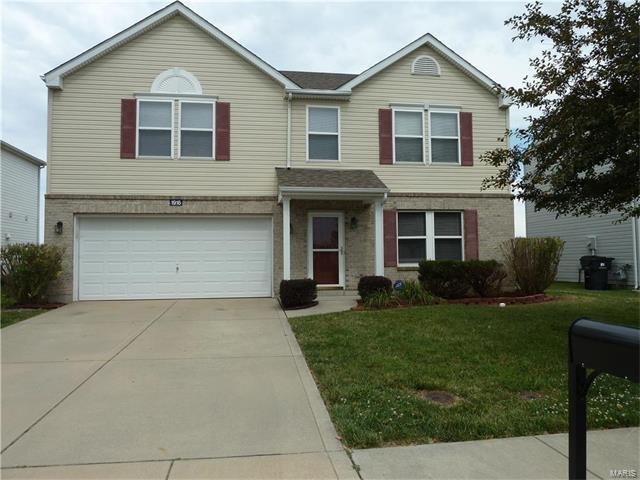 1916 Reserve Walk Way, Belleville, IL 62220 (#17050212) :: Holden Realty Group - RE/MAX Preferred