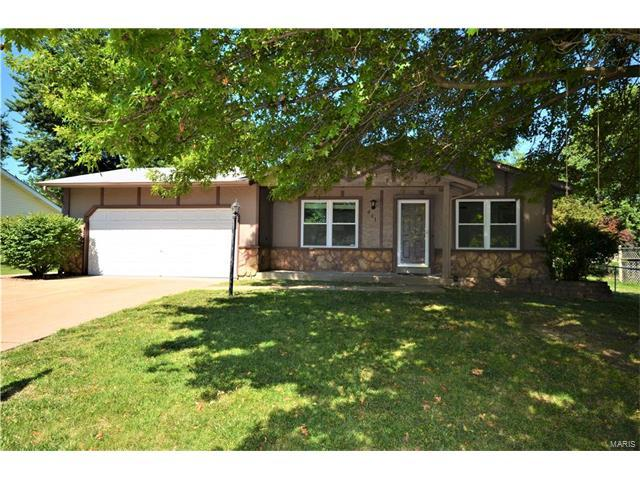611 Aster Lane, O Fallon, MO 63366 (#17050287) :: Kelly Hager Group | Keller Williams Realty Chesterfield