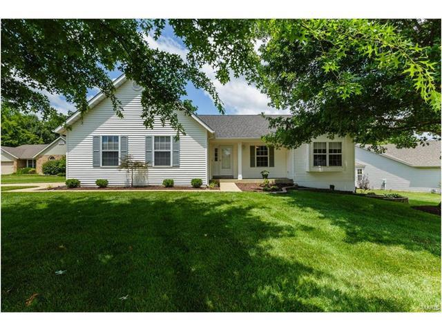 11 Piedmont Park, O Fallon, MO 63368 (#17050296) :: Kelly Hager Group | Keller Williams Realty Chesterfield