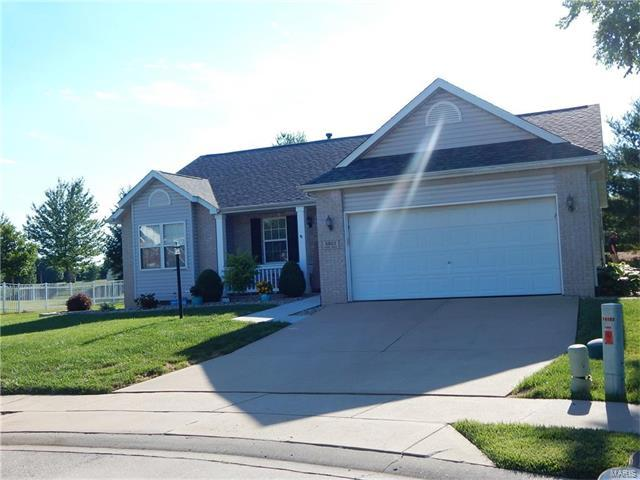 6802 Quail Walk, Edwardsville, IL 62025 (#17050367) :: Holden Realty Group - RE/MAX Preferred