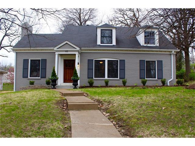 45 Chafford, St Louis, MO 63144 (#17050409) :: Clarity Street Realty