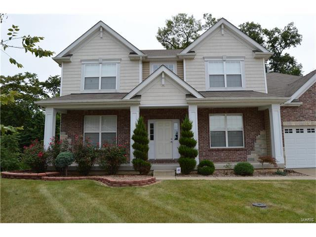 1400 Heritage Valley Drive, Unincorporated, MO 63049 (#17050449) :: Clarity Street Realty