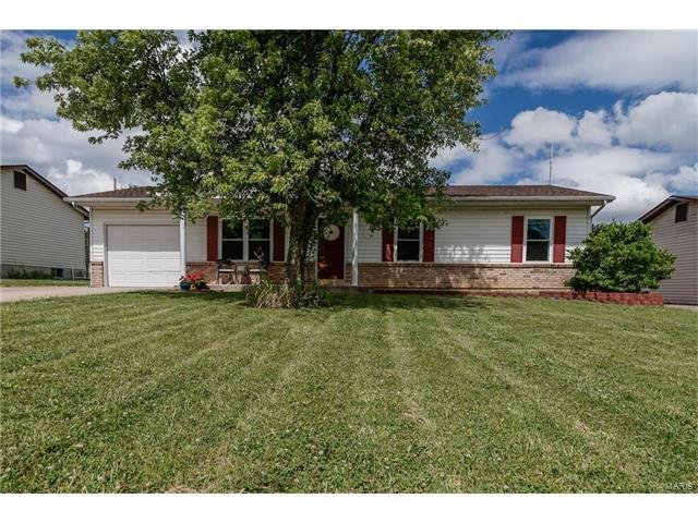 1023 Hackberry Court, Troy, MO 63379 (#17050571) :: Holden Realty Group - RE/MAX Preferred