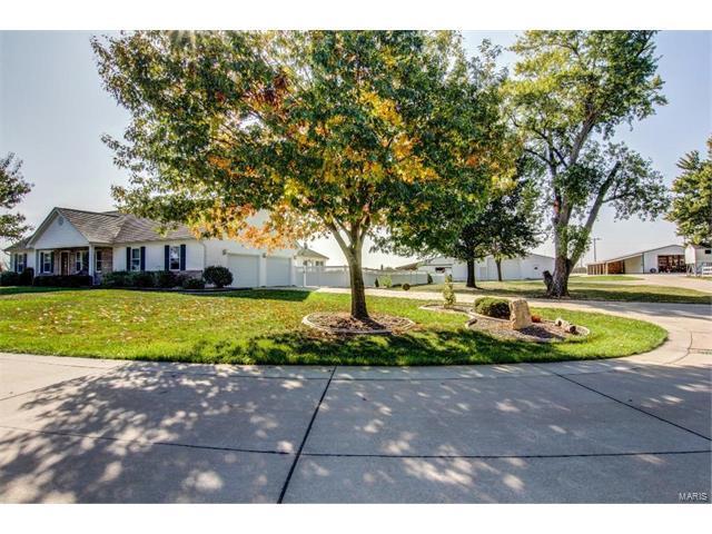 16480 Ranch Road, Wright City, MO 63390 (#17050585) :: Clarity Street Realty