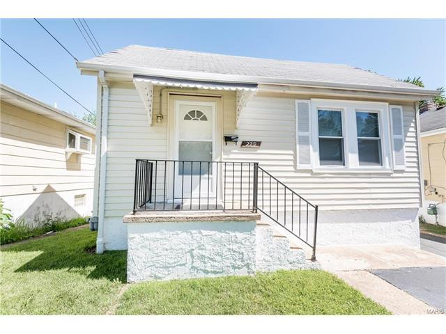 229 Vida Avenue, St Louis, MO 63125 (#17050596) :: Clarity Street Realty