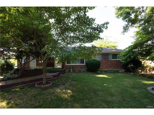 8700 Zellwood, St Louis, MO 63123 (#17050602) :: Clarity Street Realty