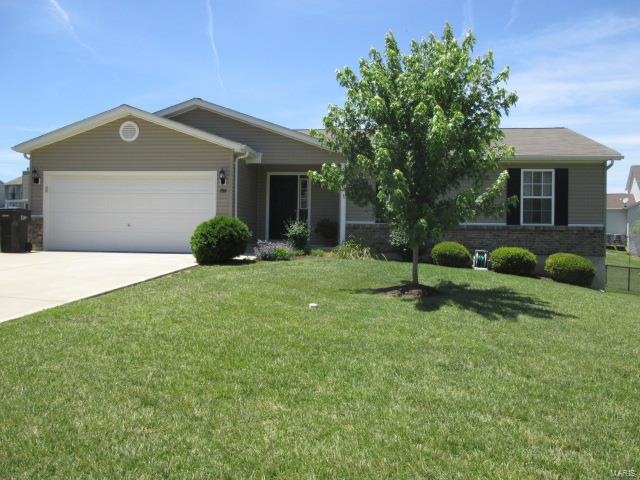 295 Parkway Drive, Troy, MO 63379 (#17050685) :: Holden Realty Group - RE/MAX Preferred