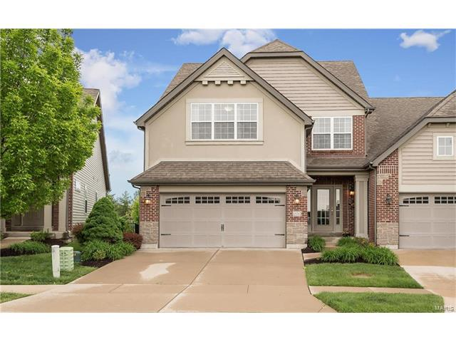 604 Hargrove Way, Saint Charles, MO 63303 (#17050699) :: Clarity Street Realty