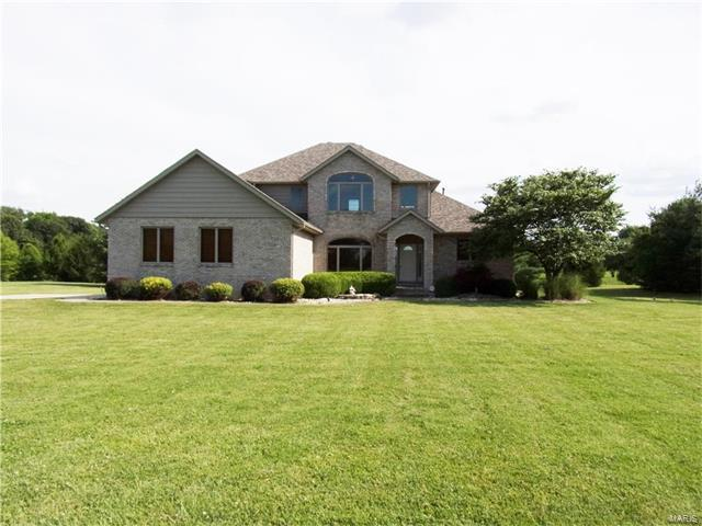 8318 Waters Edge, Edwardsville, IL 62025 (#17050752) :: Holden Realty Group - RE/MAX Preferred