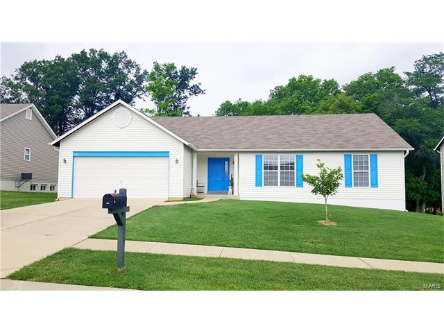 540 Faith, Lake St Louis, MO 63367 (#17050768) :: Kelly Hager Group | Keller Williams Realty Chesterfield