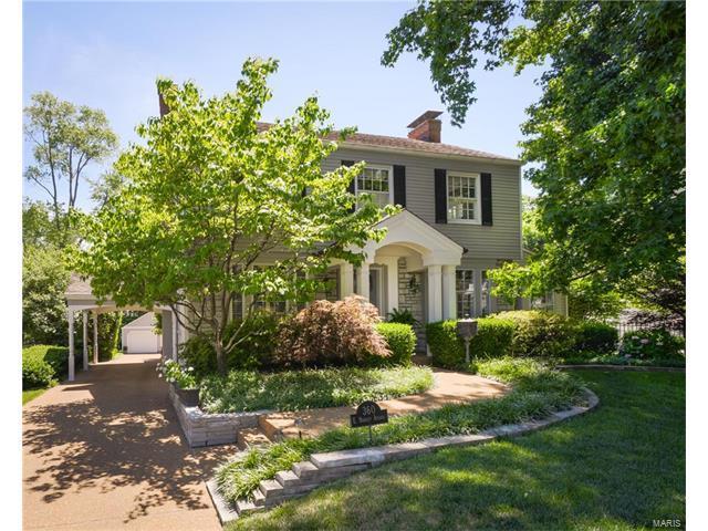 360 E Bodley Avenue, Kirkwood, MO 63122 (#17050798) :: Johnson Realty