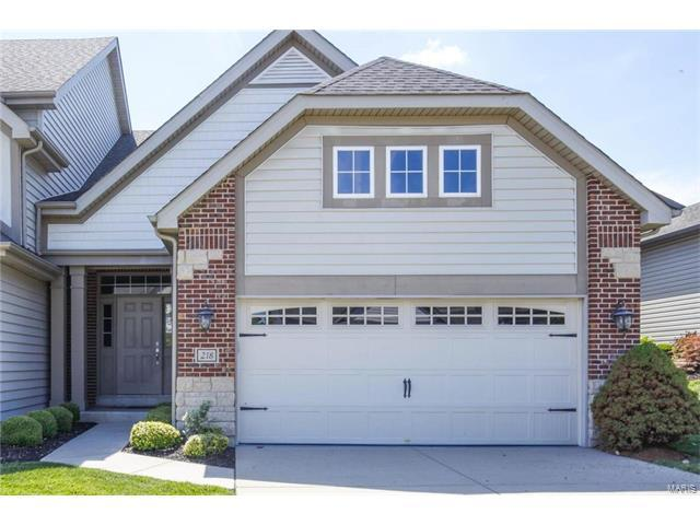 218 City Gate Lane, Saint Charles, MO 63303 (#17050838) :: Johnson Realty
