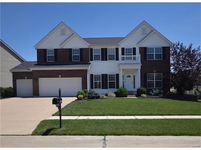 314 William Clark, Dardenne Prairie, MO 63368 (#17050852) :: The Kathy Helbig Group