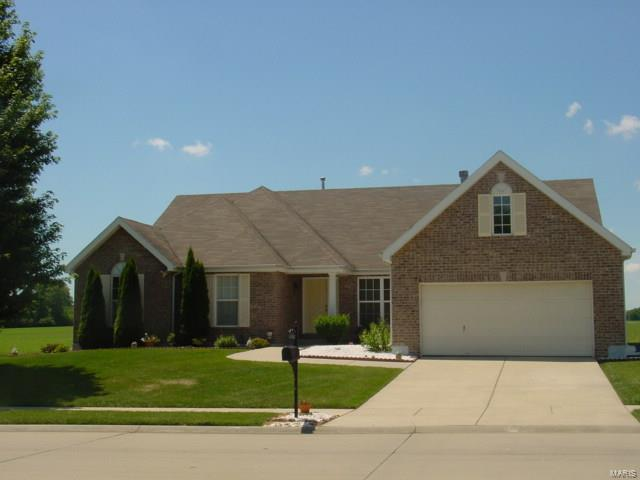 2505 Fairway Drive, Belleville, IL 62220 (#17050875) :: Holden Realty Group - RE/MAX Preferred
