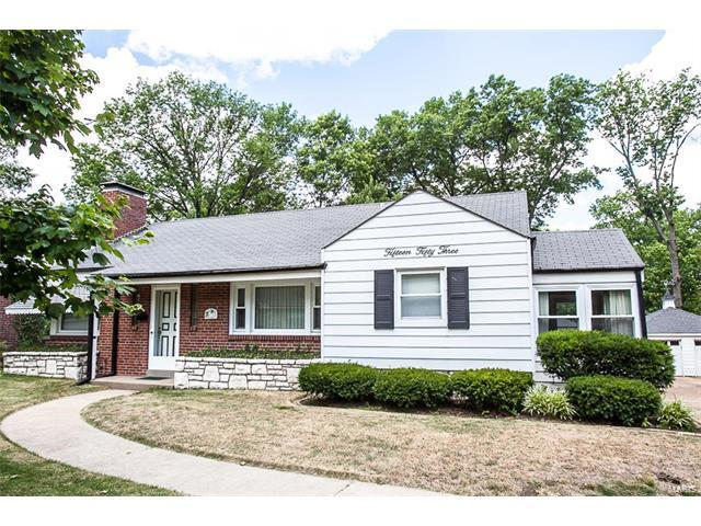 1553 Azalea Drive, Webster Groves, MO 63119 (#17050877) :: RE/MAX Vision