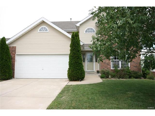 2430 Cypress Knoll Court, Belleville, IL 62221 (#17050965) :: Holden Realty Group - RE/MAX Preferred