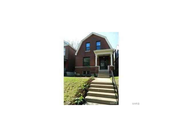 4206 Hartford, St Louis, MO 63116 (#17050975) :: The Becky O'Neill Power Home Selling Team