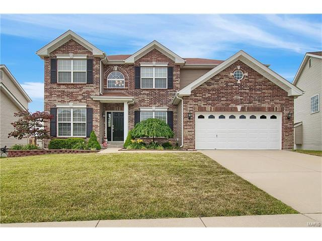 504 Wyndgate Lake Court, Lake St Louis, MO 63367 (#17050988) :: Kelly Hager Group | Keller Williams Realty Chesterfield
