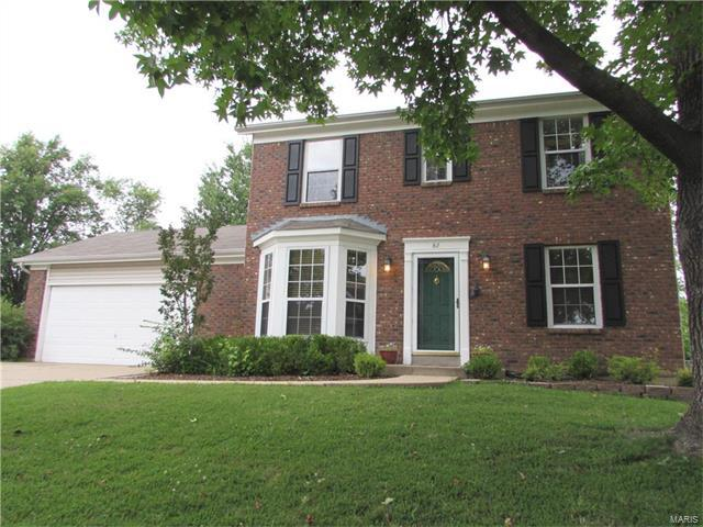 82 Pasture Gate Court, Saint Peters, MO 63304 (#17051003) :: The Kathy Helbig Group