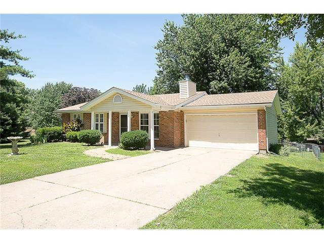 1523 Sunswept Court, Saint Charles, MO 63303 (#17051004) :: Johnson Realty