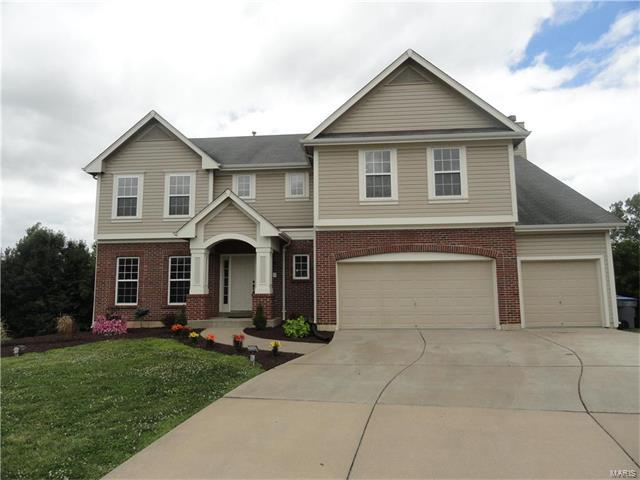 5 Spring Orchard, O Fallon, MO 63368 (#17051207) :: Holden Realty Group - RE/MAX Preferred