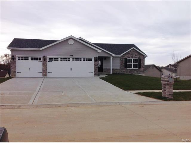 0 Stonegate Addition, Wentzville, MO 63385 (#17051255) :: RE/MAX Vision