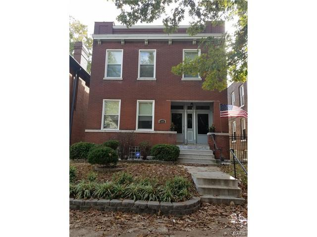 3408 S Wyoming St Street, St Louis, MO 63118 (#17051305) :: RE/MAX Vision