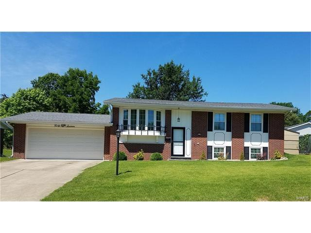 4816 Storeyland Drive, Alton, IL 62002 (#17051307) :: Johnson Realty