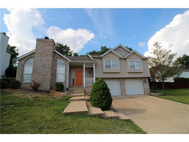4 Somerset, Collinsville, IL 62234 (#17051333) :: Fusion Realty, LLC