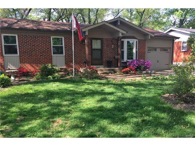 1666 Gerard Park Lane, Hazelwood, MO 63042 (#17051374) :: Holden Realty Group - RE/MAX Preferred