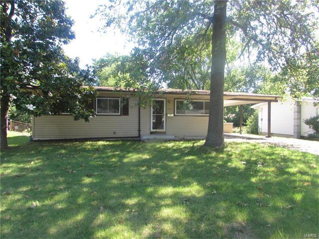 1145 Boulder Drive, Florissant, MO 63031 (#17051389) :: Holden Realty Group - RE/MAX Preferred