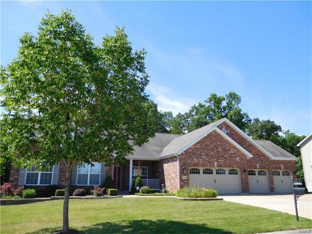 918 Haven Wood, O Fallon, MO 63368 (#17051447) :: Gerard Realty Group